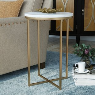 Andromeda End Table by Everly Quinn