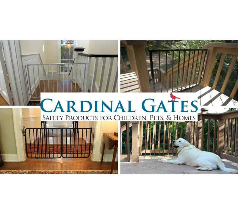 Stairway Special Outdoor Gate