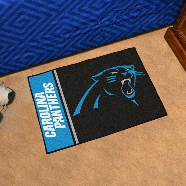 NFL Carolina Panthers Starter Mat by FANMATS