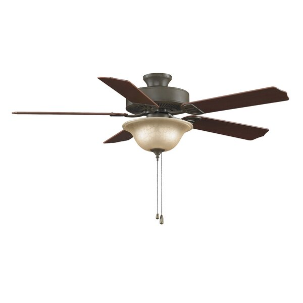 52 Builder 5-Blade Ceiling Fan by Fanimation