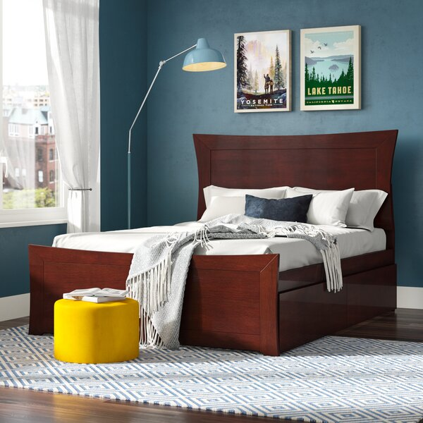 Maryanne Storage Platform Bed By Viv + Rae