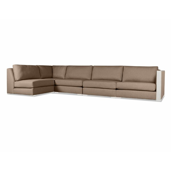 Steffi Left L-Shape Sectional by Orren Ellis