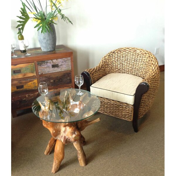 Vinit End Table by World Menagerie World Menagerie