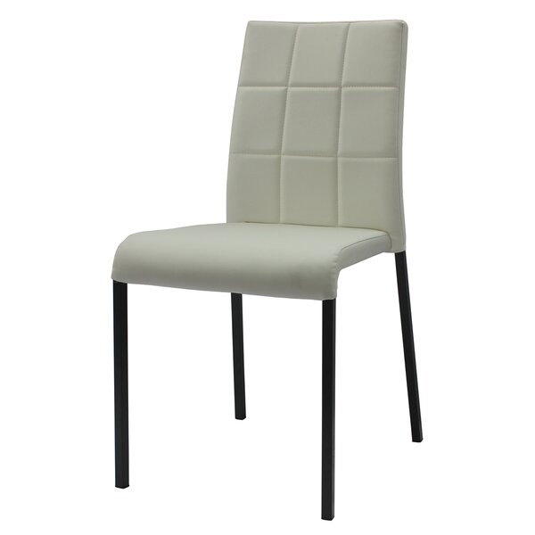 Tony Stackable Side Chair (Set of 4) by Orren Ellis
