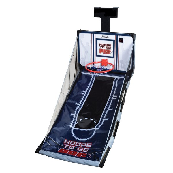 Hoops to Go Pro Basketball by Franklin Sports