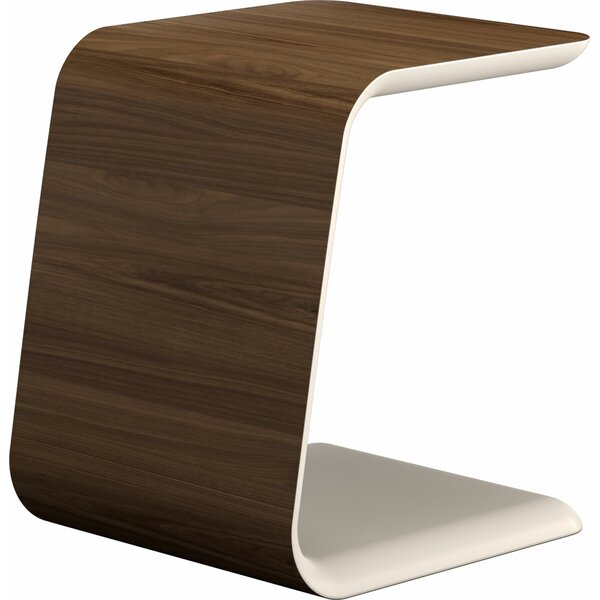 Upton End Table By Modloft Black