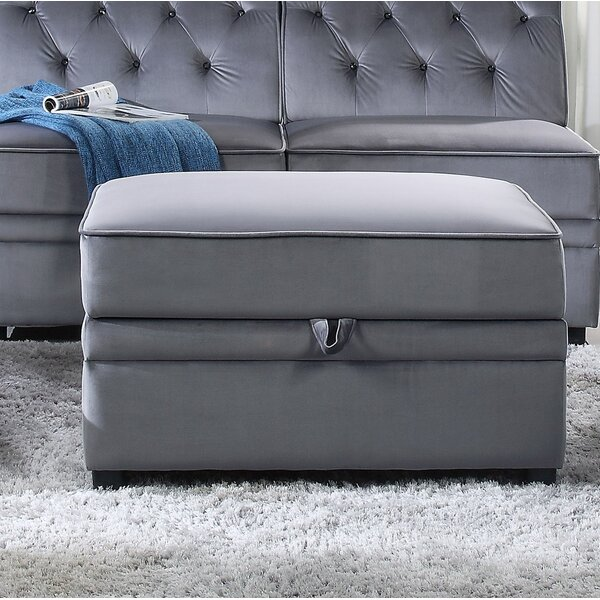 Sallee Storage Ottoman By Charlton Home Top Reviews