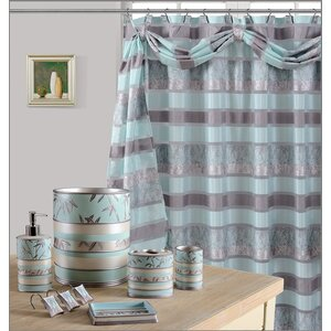 Venezia Decorative Shower Curtain Daniels Bath
