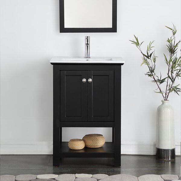 Manchester 24 Single Bathroom Vanity by Fresca