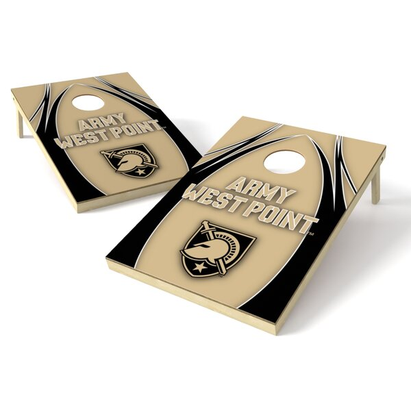 NCAA Cornhole Board (Set of 2) by Tailgate Toss
