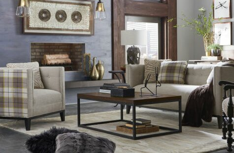 Colton Configurable Living Room Set by Fairfield Chair