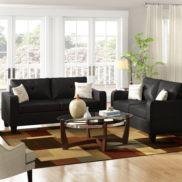 Jayleen 2 Piece Living Room Set by Winston Porter