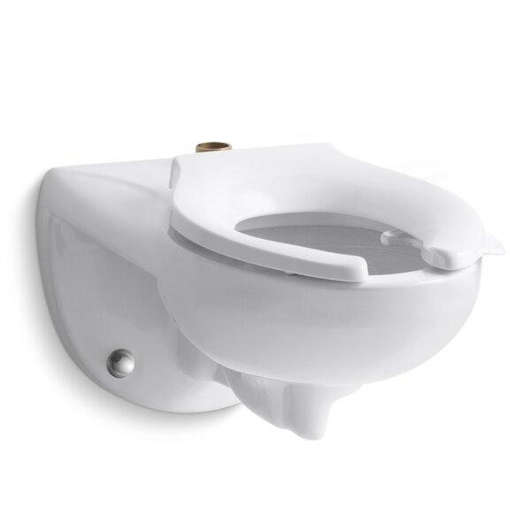 Kingston Dual Flush Elongated Toilet Bowl by Kohler