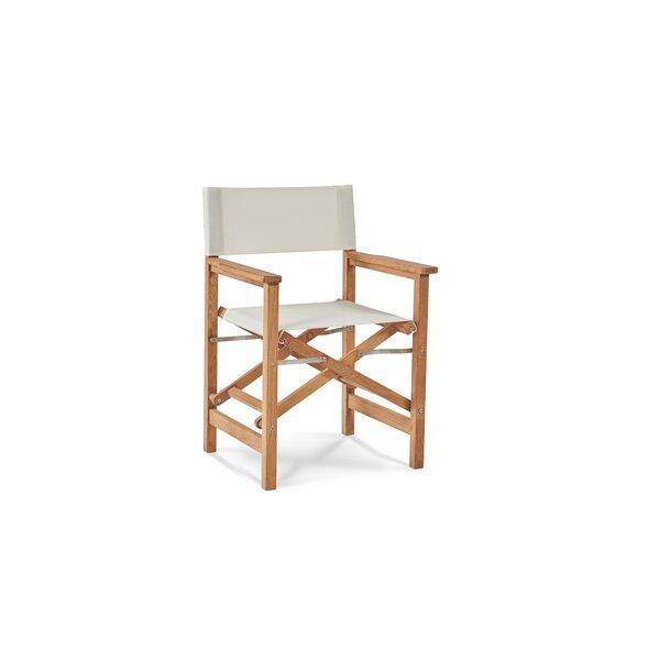 Delahunt Folding Director Chair by Latitude Run Latitude Run