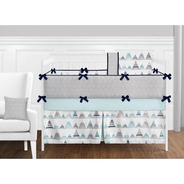 Mountains 9 Piece Crib Bedding Set by Sweet Jojo Designs