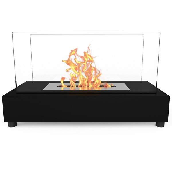 Avon Portable Bio Ethanol Tabletop Fireplace by Regal Flame