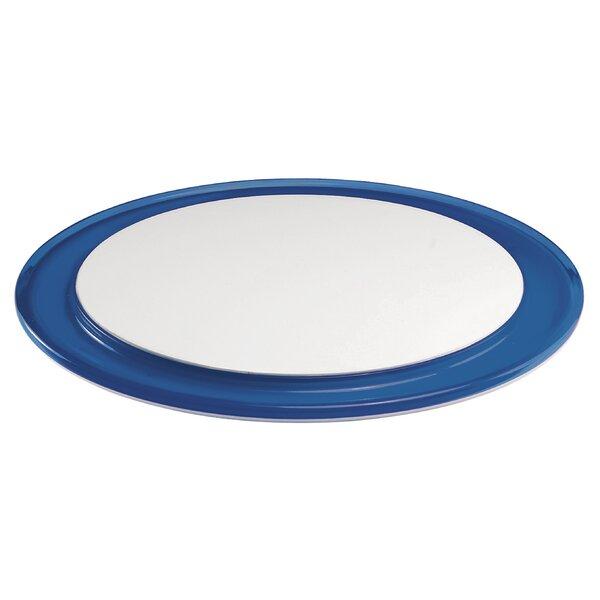 Acrylic Two Tone Cake Platter by Guzzini