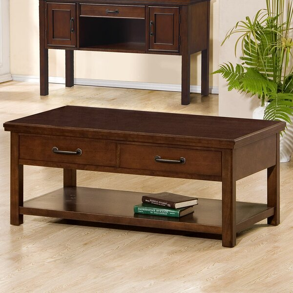 Boonville Traditional Coffee Table by Darby Home Co