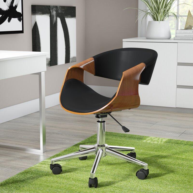 Merveilleux Egremont Mid Century Desk Chair