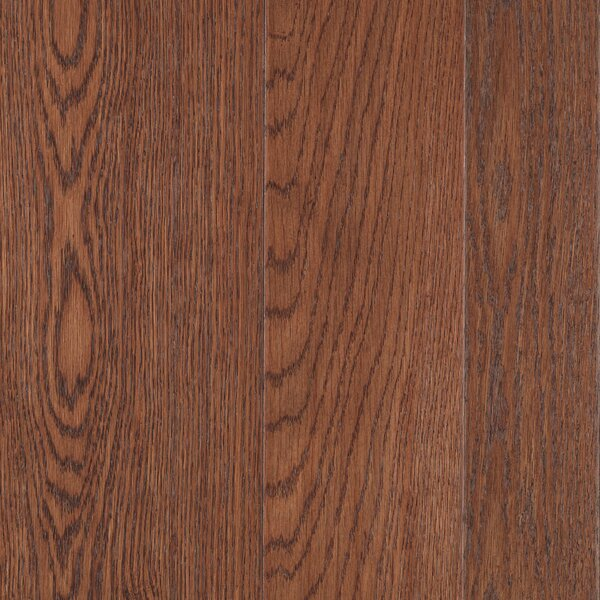 Penbridge Random Width  Engineered Oak Hardwood Flooring in Chestnut by Mohawk Flooring
