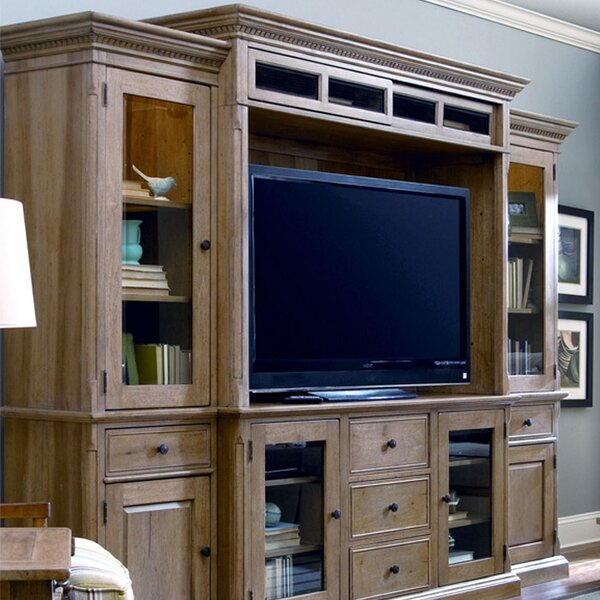 Paula Deen Home Barton Entertainment Center by Universal Furniture