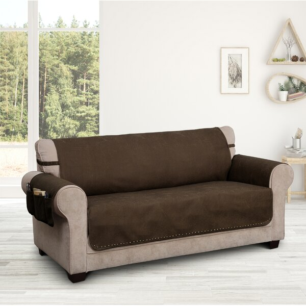 Best Choices T-Cushion Sofa Slipcover By Red Barrel Studio Today ...