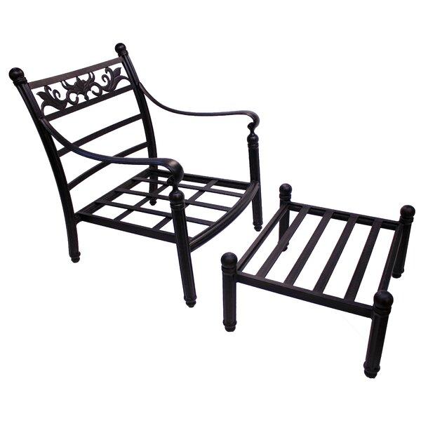 Baldwin Deep Seating Chair by California Outdoor Designs