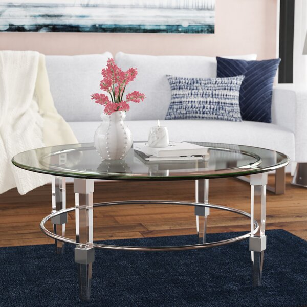 Daniela Coffee Table By Wade Logan