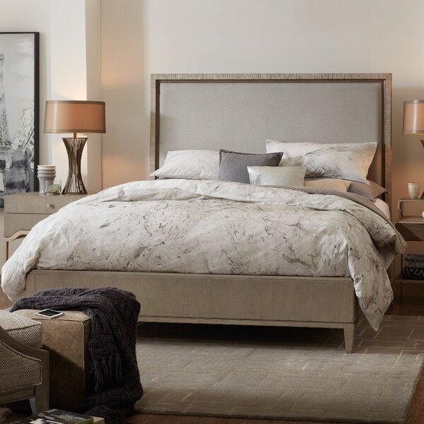 Elixir Upholstered Panel Bed by Hooker Furniture