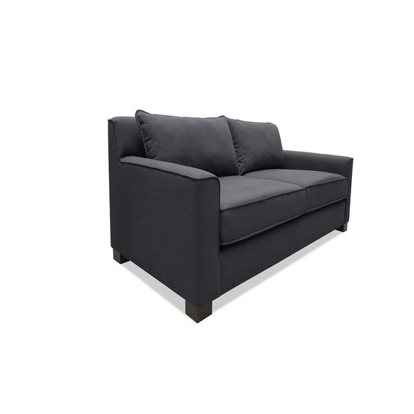 Tebelman Plush Deep Sofa by Latitude Run