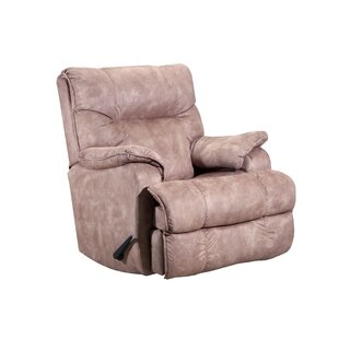 Wonderful Dedman Comfort King Chaise Recliner Red Barrel Studio