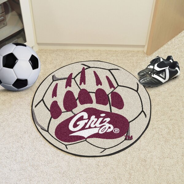 NCAA University of Montana Soccer Ball by FANMATS