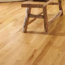 Character 4 Solid Oak Hardwood Flooring in Natural by Somerset Floors