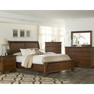 Cheer Queen Platform 3 Piece Bedroom Set By Loon Peak