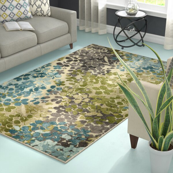 Myia Radiance Area Rug by Latitude Run