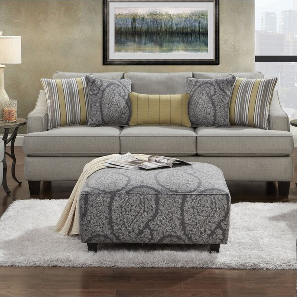 Good Quality Fender Sofa by Latitude Run by Latitude Run