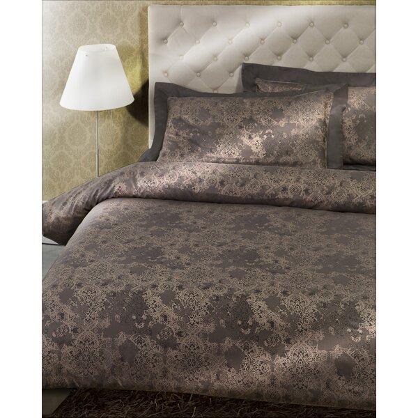 Brockley 100% Cotton 3 Piece Duvet Cover Set