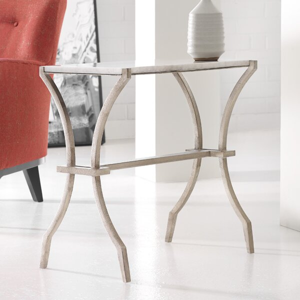 Melange Cara End Table by Hooker Furniture