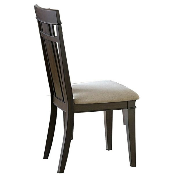 Berry Upholstered Dining Chair (Set of 2) by Alcott Hill