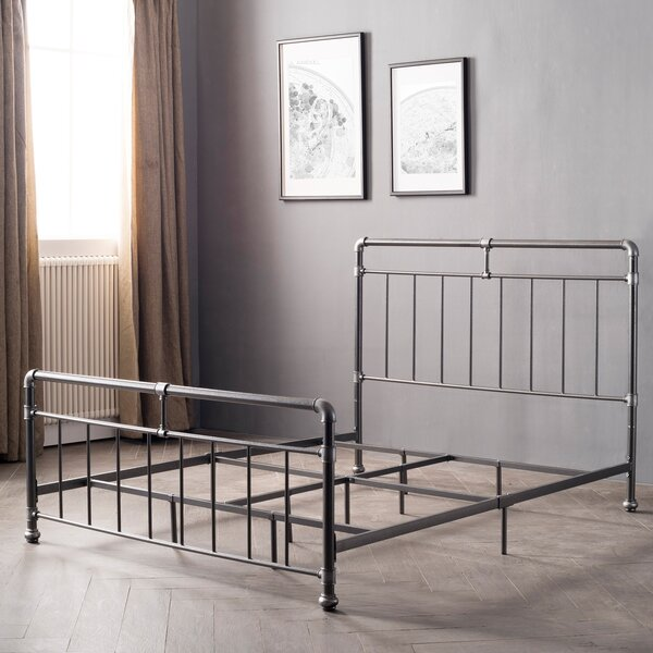 Carmelia Standard Bed by Williston Forge