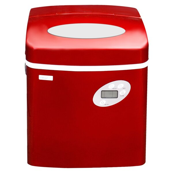 50 lb. Daily Production Portable Ice Maker by NewAir