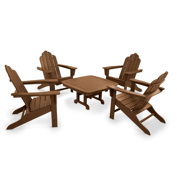Long Island 5 Piece Seating Group by POLYWOOD®