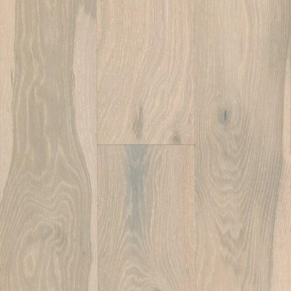 Vintage Harbor 7 Engineered Oak Hardwood Flooring in Winter White by Mohawk Flooring