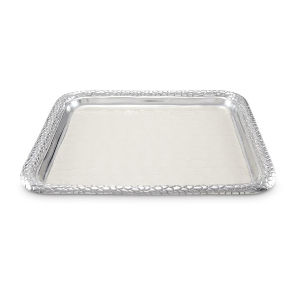 Florentine 15 Square Serving Tray by Julia Knight Inc