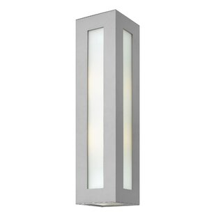 Affordable Elswick 2-Light Outdoor Flush Mount By Latitude Run