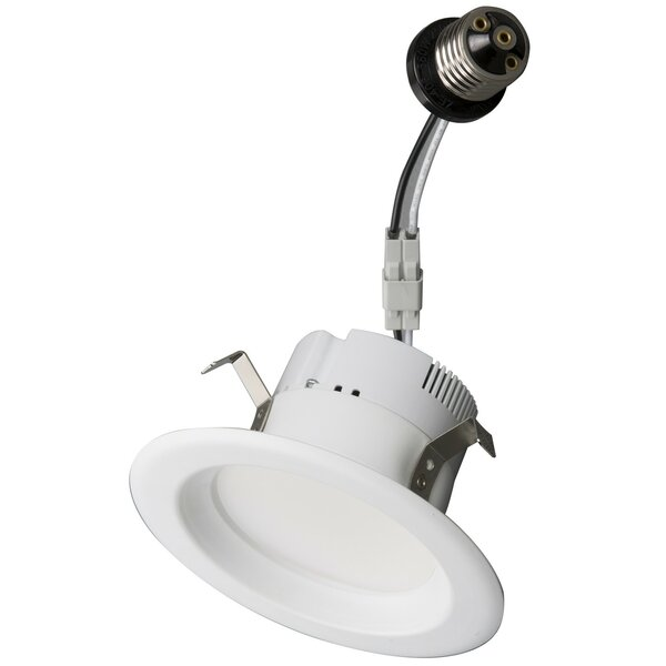 LED Recessed Retrofit Downlight by Morris Products