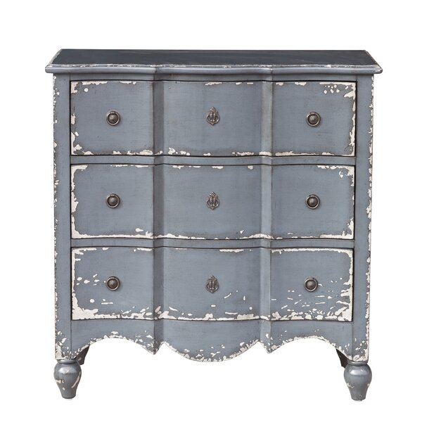 Mabella 3 Drawer Accent Chest by Ophelia & Co.
