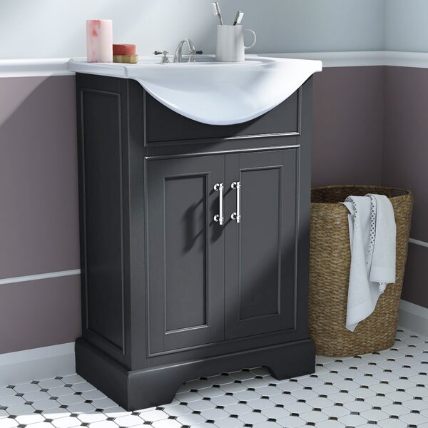 Betterton 24 Single Vanity Set by Three Posts| @ $250.60