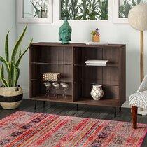 48 Inch High Bookcase | Wayfair