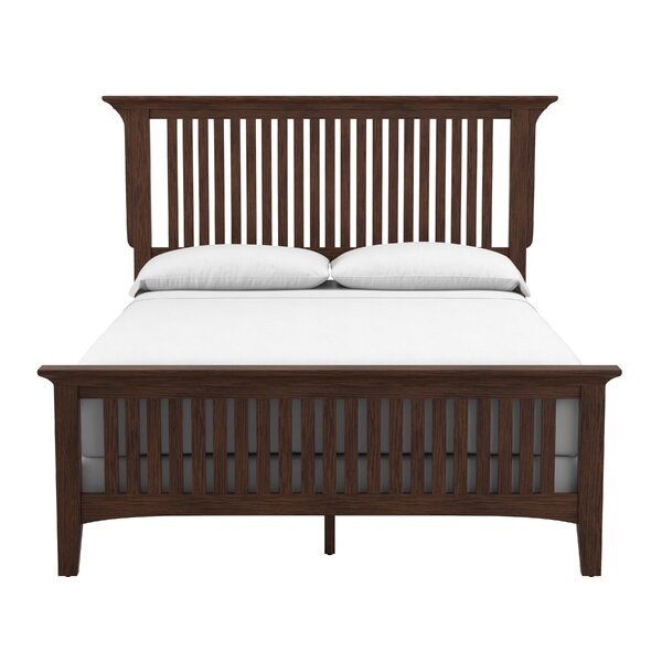 Moradian Modern Standard Bed by August Grove